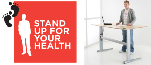 Take a stand :: Experienced Office Furniture