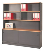 ACADEMY CREDENZA WITH...
