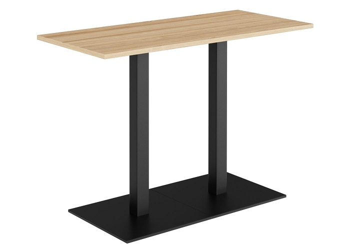 SCOPE DOUBLE BAR TABLE