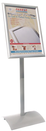 VISION INFORMATION STAND