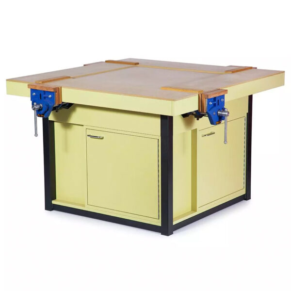 WOOD WORKING BENCH