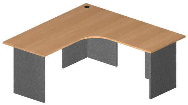 ACADEMY CURVED WORKSTATION