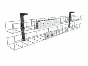 WIRE CABLE BASKETS